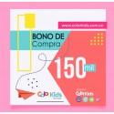 BONO DE REGALO 150.000