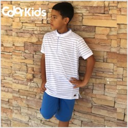CAMISETA POLO JUNIOR LOSAN REF  913-1791AA