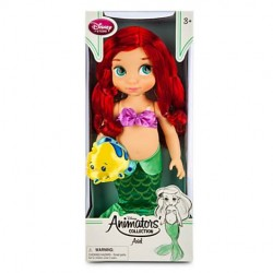 MUÑECA DISNEY ANIMATORS ARIEL